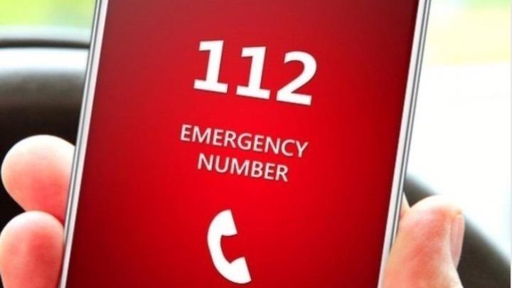 Μήνυμα μέσω του 112 στους κατοίκους της Πάτρας για επερχόμενο κύμα κακοκαιρίας