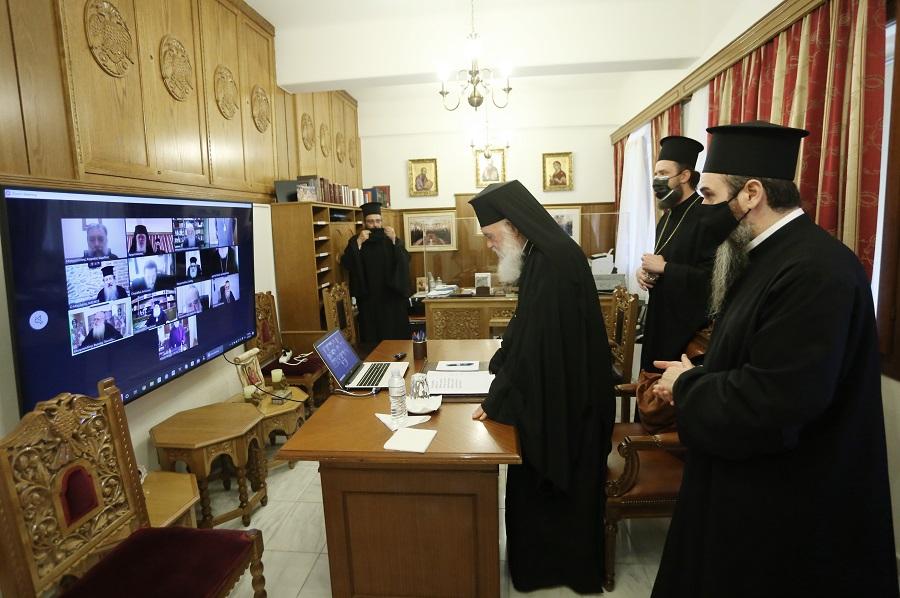 Ιερά Σύνοδος: Δεν συναινούμε στα νέα κυβερνητικά μέτρα. Ανοιχτές οι εκκλησίες τα Θεοφάνεια