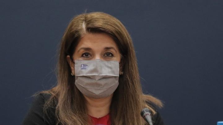 Β.Παπαευαγγέλου: Η πανδημία θα είναι εδώ και θα επηρεάζει τις ζωές μας πολλούς μήνες ακόμα