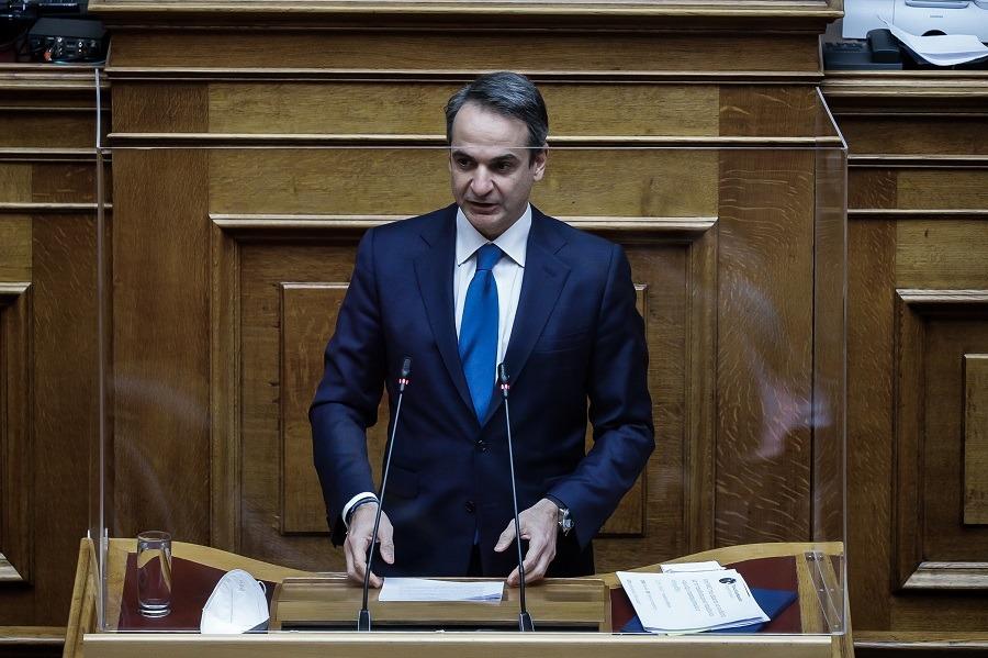 Κ.Μητσοτάκης: Πάρετε θέση για τη λάσπη κ. Τσίπρα. Είστε υπόλογος για τους βουλευτές σας