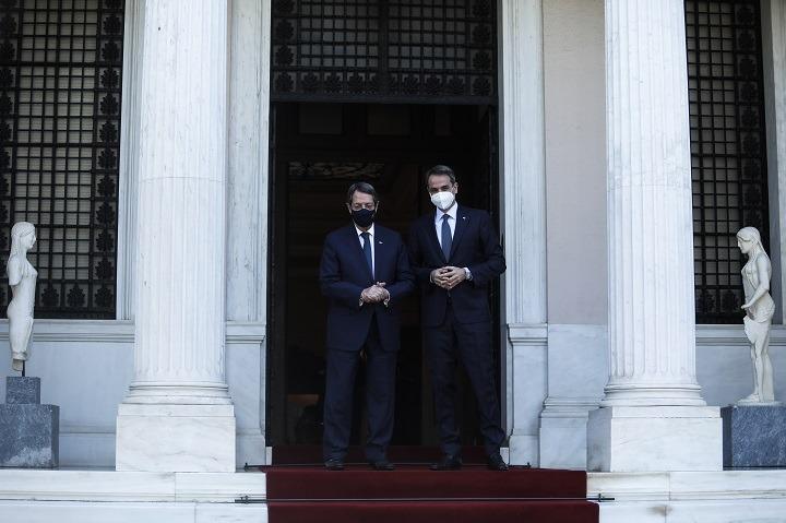 Ν.Αναστασιάδης: Προσπάθεια μας δεν είναι να σφετεριστούμε τα δικαιώματα οποιουδήποτε