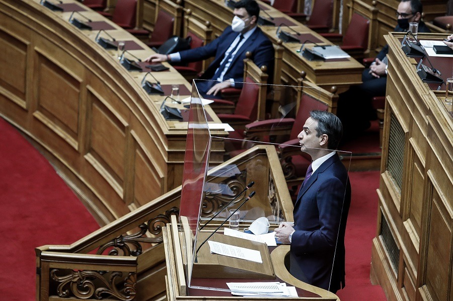 K.Mητσοτάκης: Περισσότερη ελευθερία σημαίνει και περισσότερη υπευθυνότητα