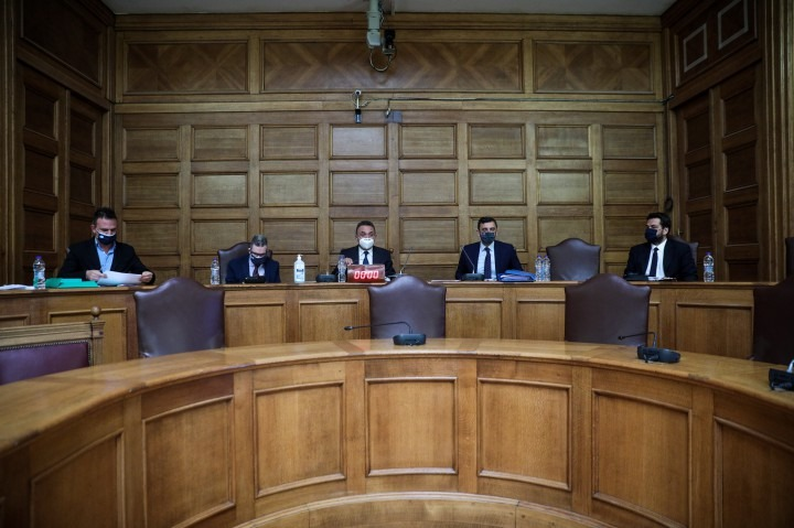 Προανακριτική επιτροπή για Ν.Παππά – Εξέταση Κ.Τόμπρα