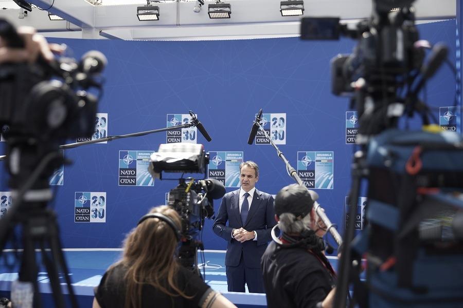 Κ.Μητσοτάκης: Η Ελλάδα είναι πυλώνας σταθερότητας στην περιοχή της Νοτιοανατολικής Μεσογείου