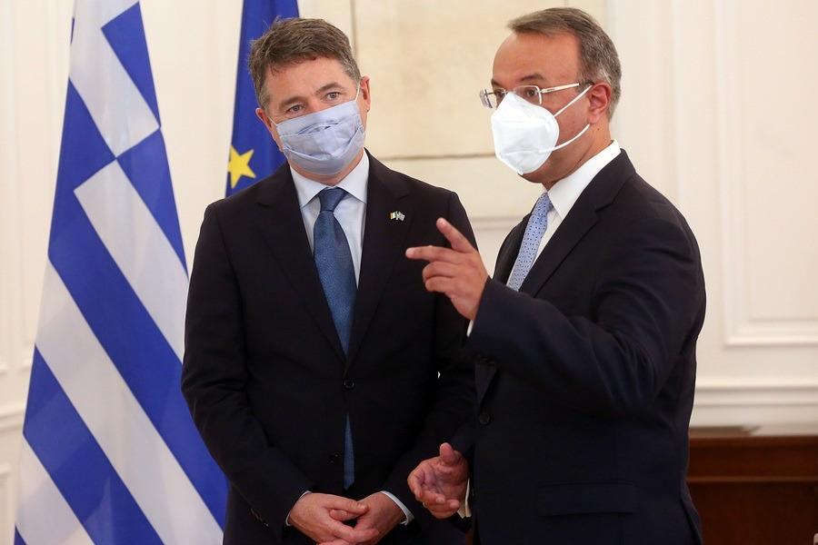 Π.Ντόναχιου: Έχουμε σχέδιο για την επόμενη ημέρα με το Ταμείο Ανάκαμψης για την Ελλάδα