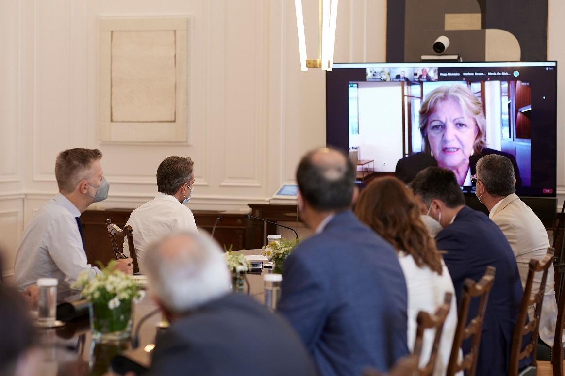 Κ.Μητσοτάκης: 77 δισ. ευρώ διαθέσιμα για την ενίσχυση της ταχείας ανάκαμψης της οικονομίας
