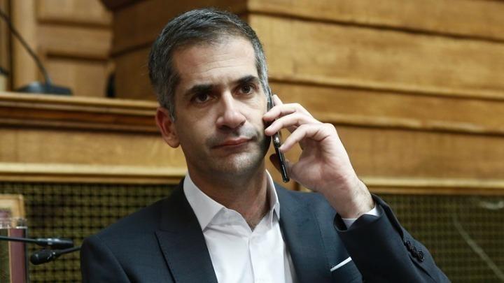 Eπίσπευση της ρύθμισης  για εξόφληση οφειλών στους δήμους σε 120 δόσεις ζητά ο Κ.Μπακογιάννης