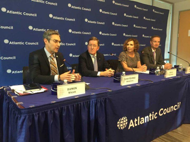 ΑΠΟΚΑΛΥΨΗ! Τι συζητούν πίσω από τις κλειστές πόρτες τα αμερικανικά Think Tanks για τη συμφωνία των Πρεσπών...