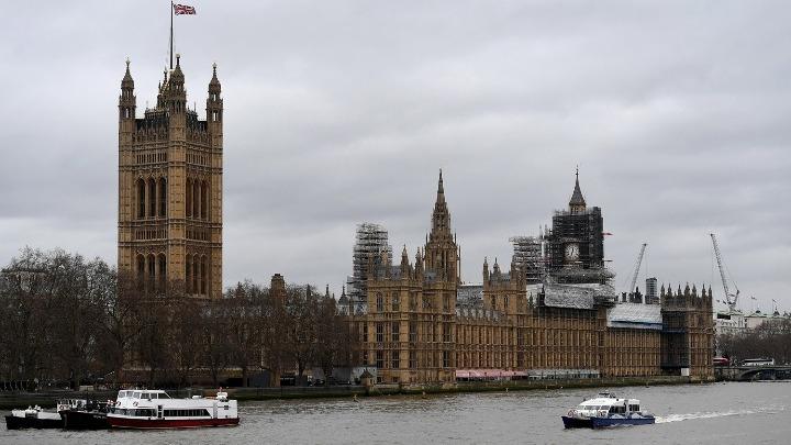 κλείσιμο κόμμα Λονδίνο