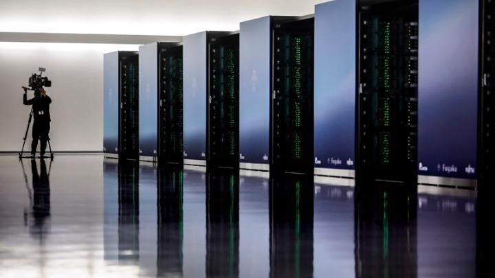 Ο ιαπωνικός Fugaku, ο ισχυρότερος υπερυπολογιστής στον κόσμο