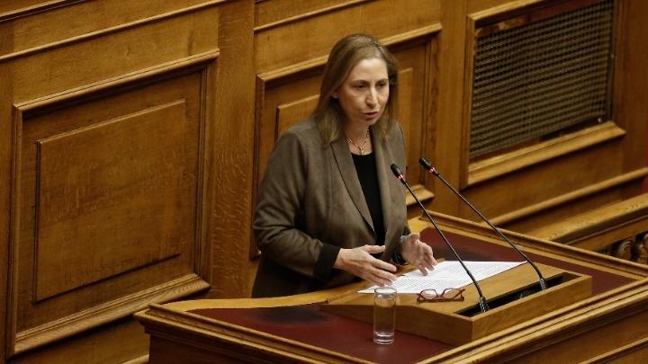 Μ.Ξενογιαννακοπούλου: Η κυβέρνηση της ΝΔ θα μας βρει αποφασιστικά απέναντι στη Βουλή